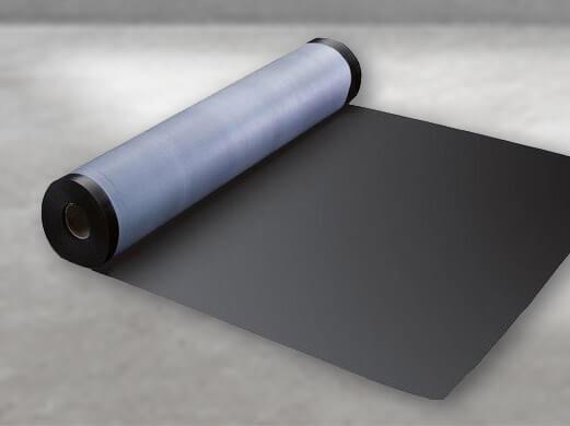 Flachdach Inspektion, Wartung & Neugestaltung (Kunststoffabdichtung)